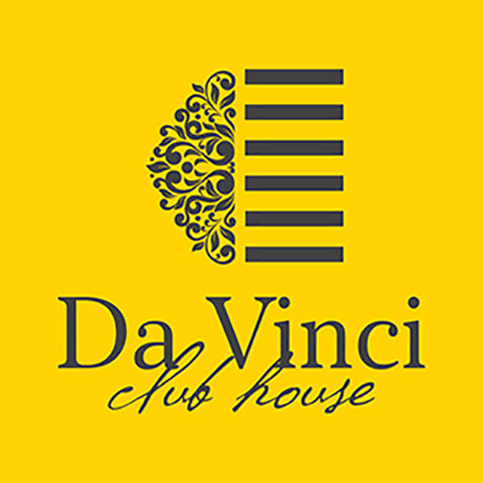 Логотип Da Vinci Club House