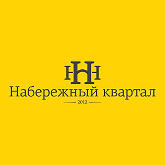 Логотип Набережный квартал