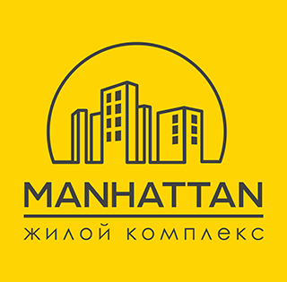 Логотип Manhattan