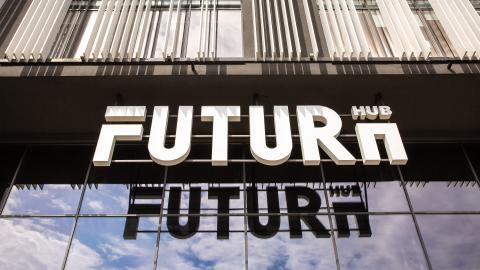 Визуализация Futura Hub